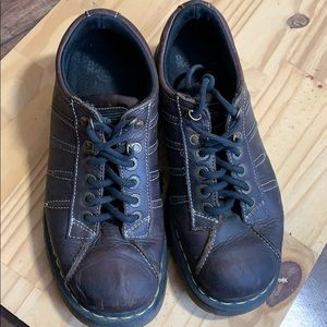 Dr. martens women's shoes size 10